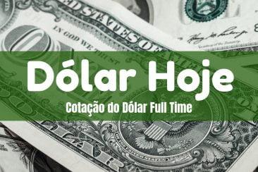 Uma maneira fácil de saber o valor do dólar hoje