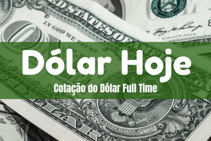 Dólar Hoje 1