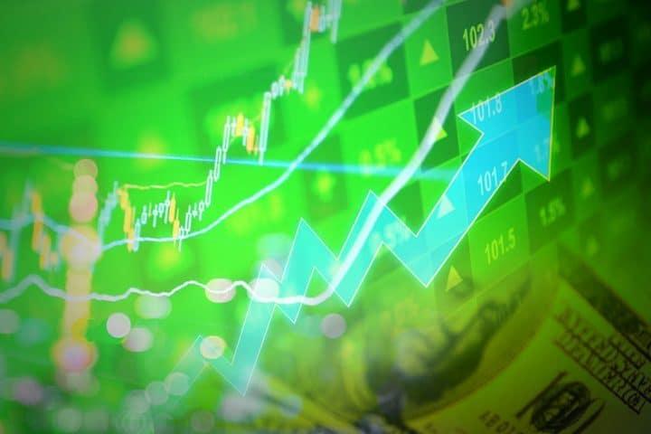 Gráfico do Dólar Hoje - USD/BRL 1