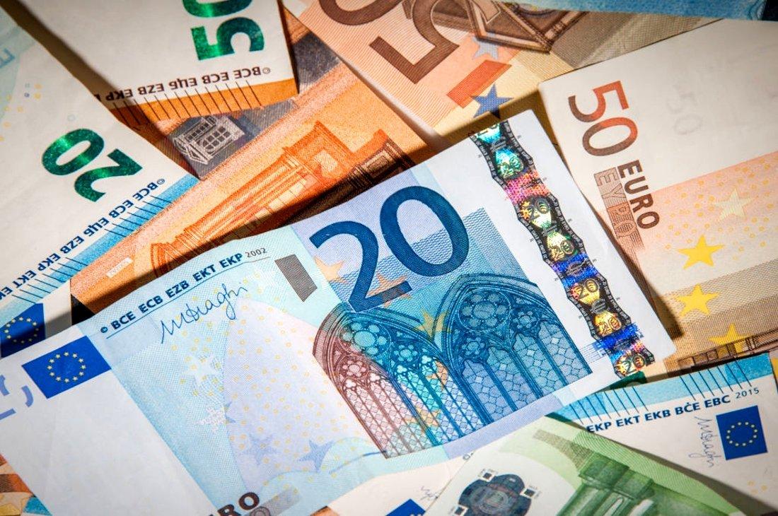 A história do Euro ontem e hoje