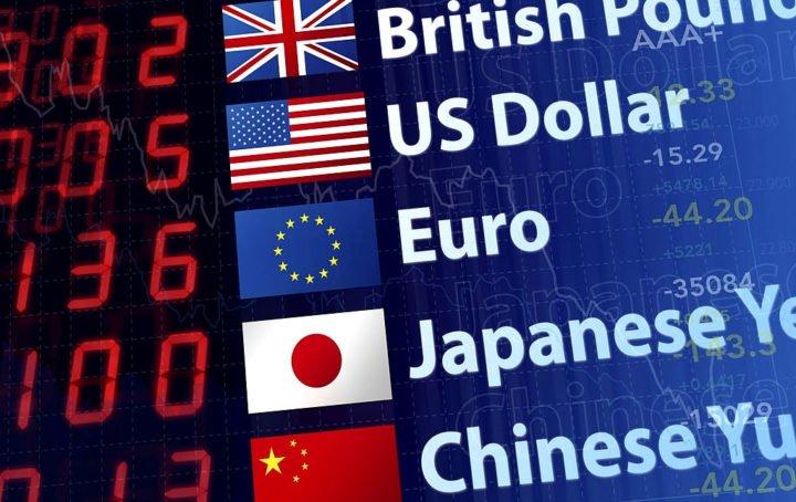 Quanto vale o dólar nas 5 principais moedas mundiais?